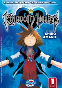 KINGDOM HEARTS N.   1 (di 4)