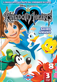 KINGDOM HEARTS N.   3 (di 4)