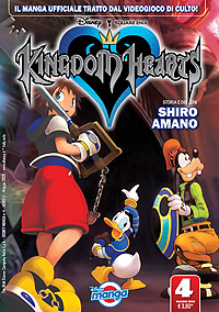 KINGDOM HEARTS N.   4 (di 4)