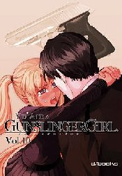 GUNSLINGER GIRL N.  10