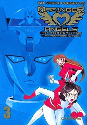 MAZINGER ANGELS N.   3