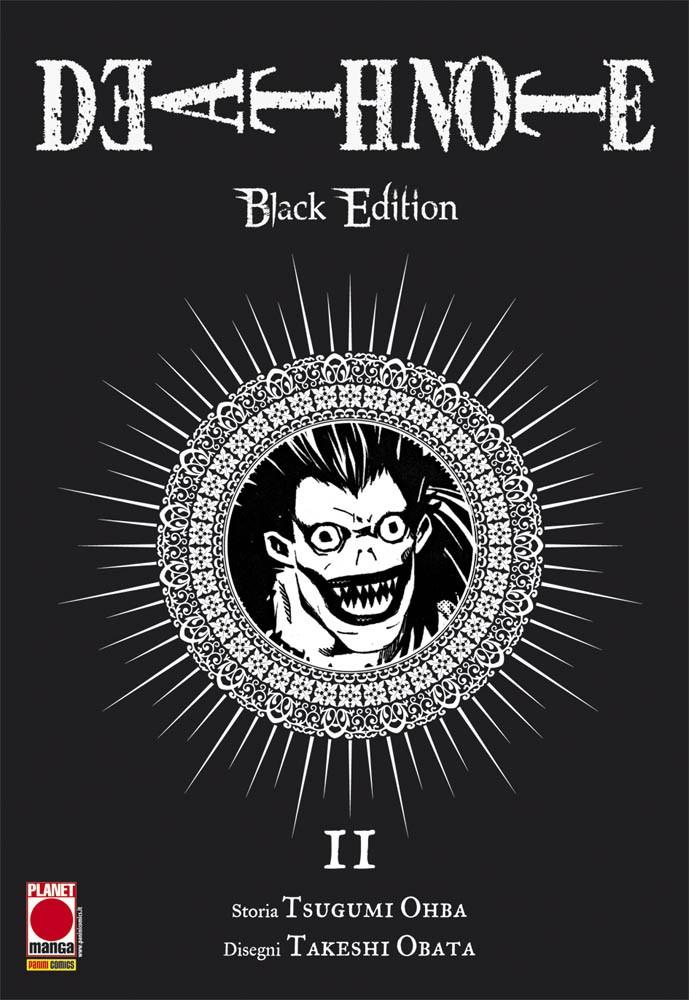 DEATH NOTE BLACK EDITION N.   2 - TERZA RISTAMPA