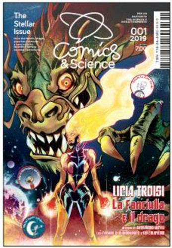 COMICS & SCIENCE - THE STELLAR ISSUE